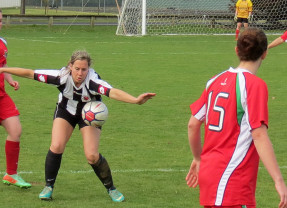Swifts Ladies 1-0 Melville United