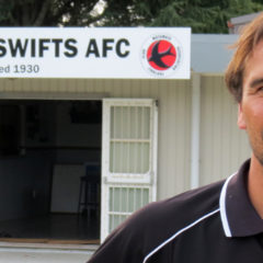 Parsonage to coach Swifts